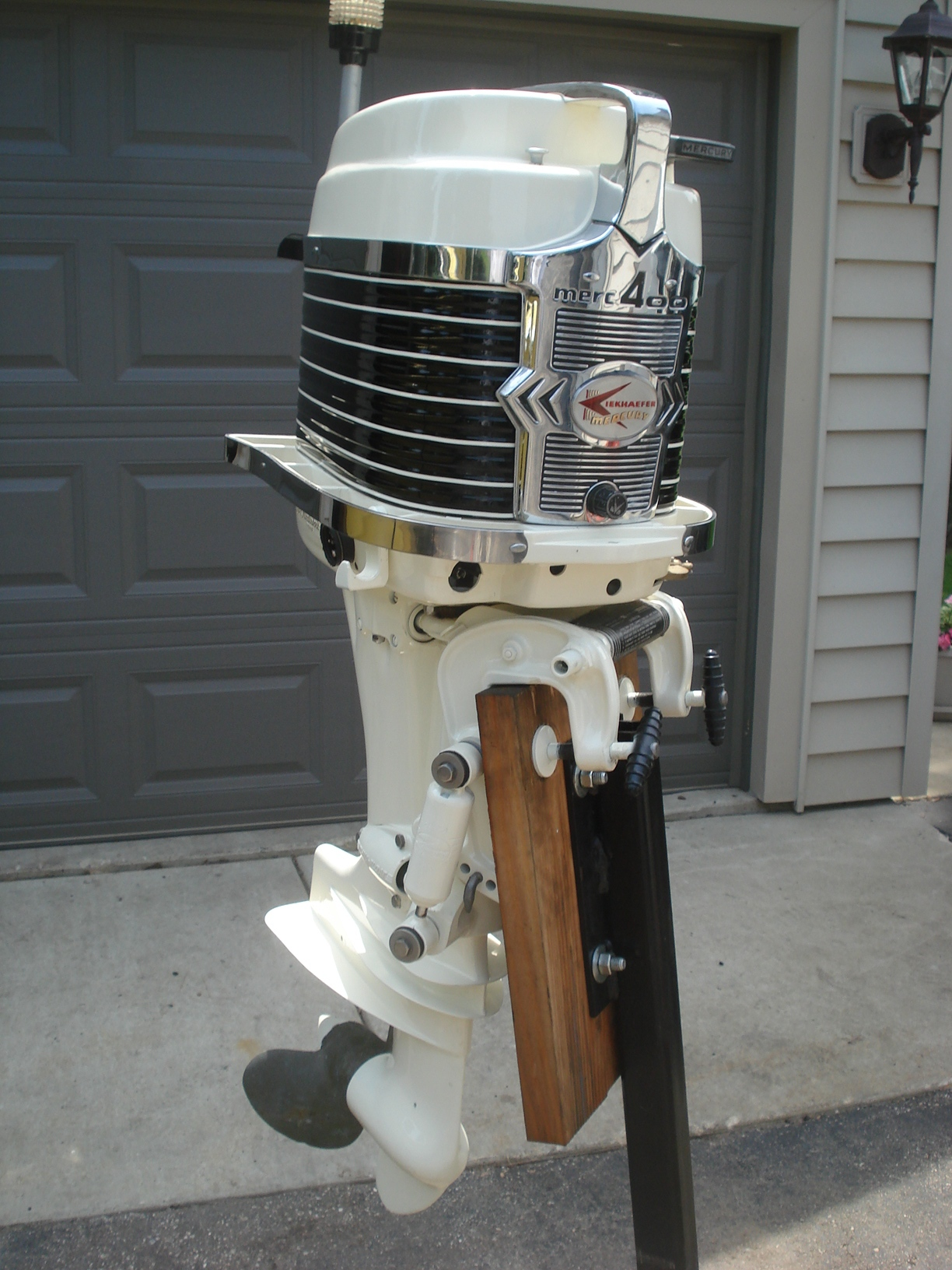Classic mercury outboards pics completed motors for Used outboard motors nj
