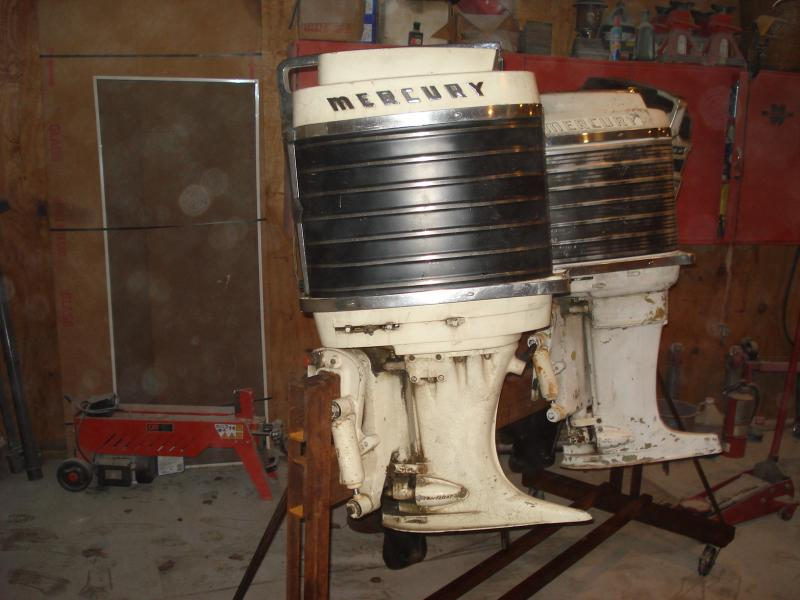 Classic Mercury Outboards Services