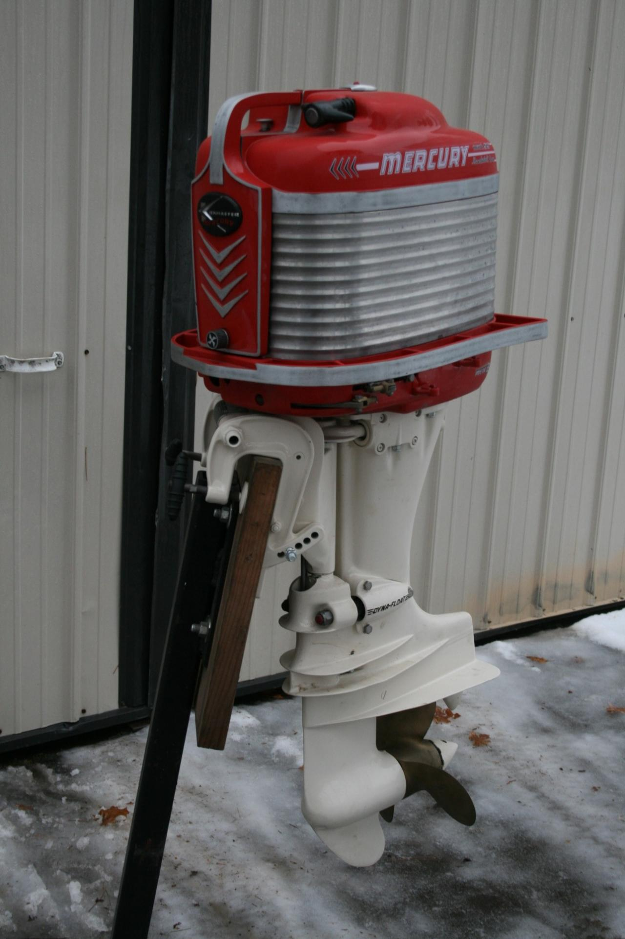 Classic mercury outboards pics completed motors for Best outboard motor warranty