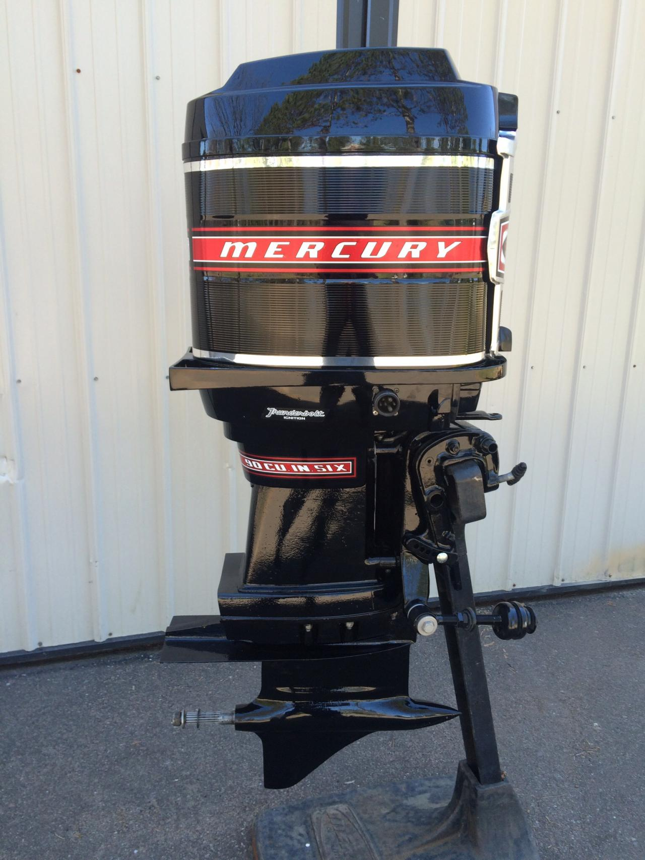 Classic Mercury Outboards Pics Completed Motors